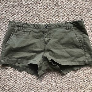 BNWT Low Rise Express Shorts